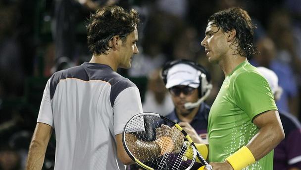 Рафаел Надал надигра Федерер за 15-и път (видео)