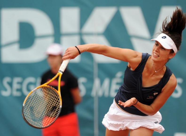 Нищо ново: Пиронкова напусна турнира в Марбея