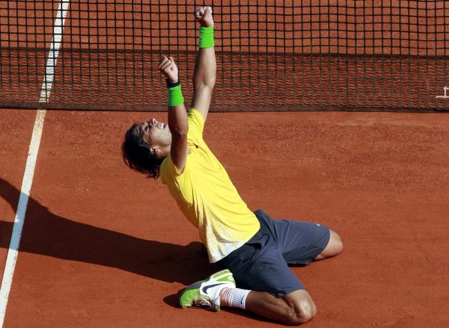 Надал на клей: 29 поредни победи, 37 в Монте Карло и 62 през април