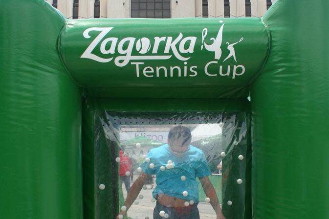 Zagorka Tennis Cup 2011 в цифри - регламент и програма