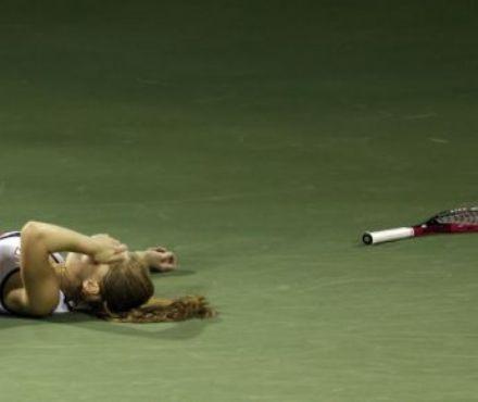 Анна Чакветадзе загуби съзнание на корта в трети пореден турнир