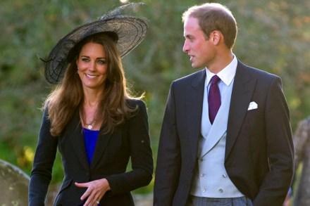 """Кейт и Уилям """"загряха"""" за сватбата с тенис"""
