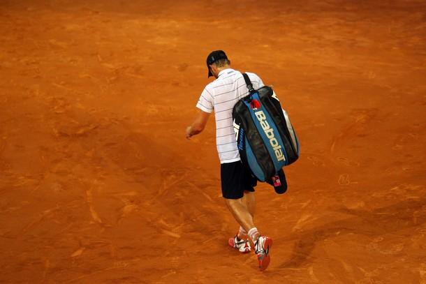 160-ият в света надигра Анди Родик на старта в Мадрид