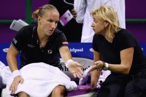 Светлана Кузнецова се раздели с треньора си