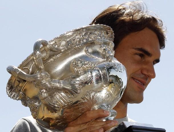 Чудото Федерер, или как машината се превърна в човек