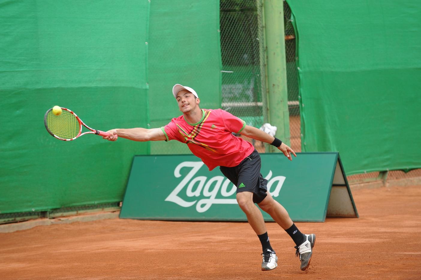 Българите напуснаха Zagorka Tennis Cup