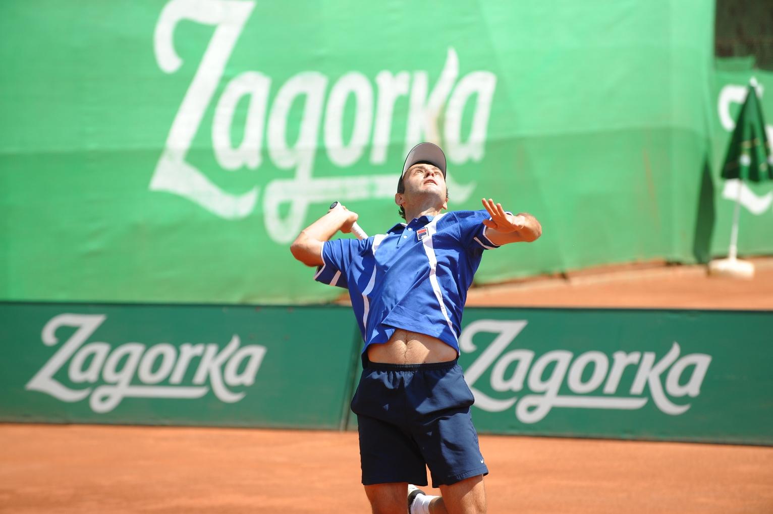 Румънец спечели Zagorka Tennis Cup в София