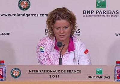 Ким: Гледах тенис, докато готвя в кухнята