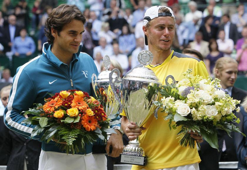 Ирония на съдбата: Федерер срещу Хюит на старта в Хале