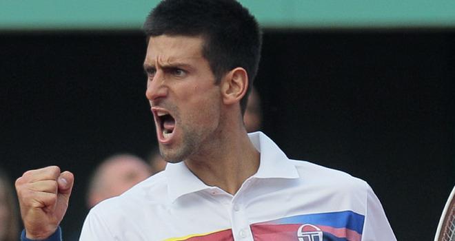 """Джокович с блестяща победа преди """"най-важния турнир в тениса"""""""