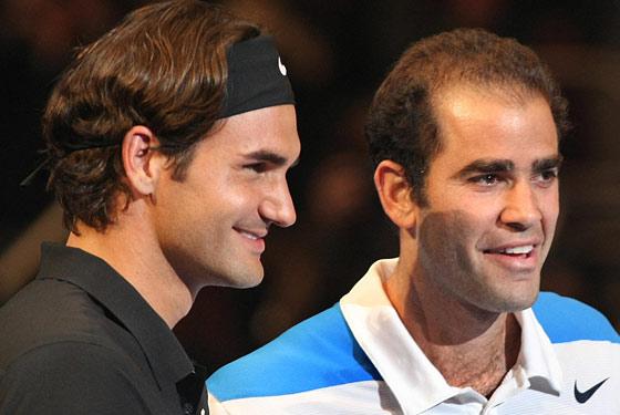 Сампрас: Федерер не осъзнава колко е велик