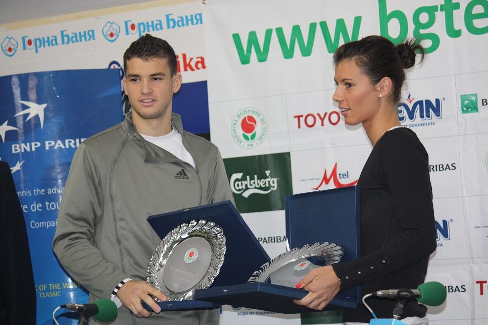 Напълно преодолими съперници за Гришо и Цвети в първи кръг на Уимбълдън 2011