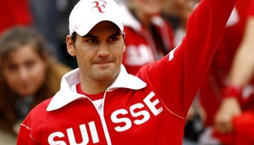 """Федерер се завръща в тима на Швейцария за Купа """"Дейвис"""""""