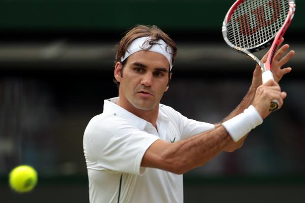 """Роджър Федерер достигна 29-и пореден четвъртфинал в """"Големия шлем"""""""