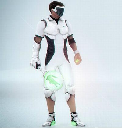 Вижте как ще изглежда тенисът през 2036-а година (снимки)