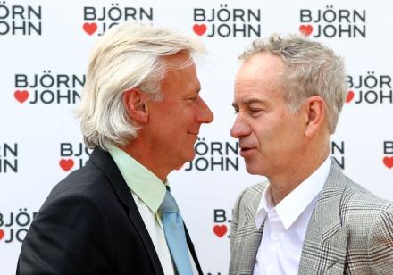 """Бьорн обича Джон"" - новата модна линия за бельо на Борг и МакЕнроу"