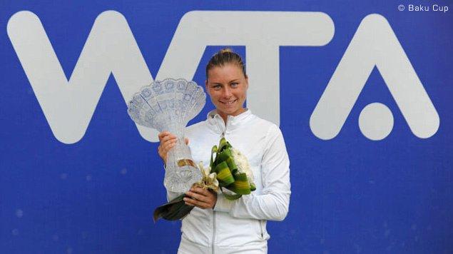 Звонарьова с втора титла за сезона