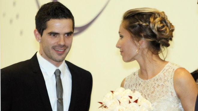 Дулко се венча пред 400 души (видео)