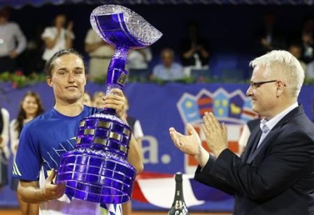 Долгополов взе първа титла в кариерата
