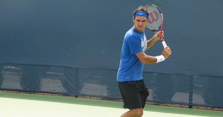 Федерер: Отлично знам къде се намирам