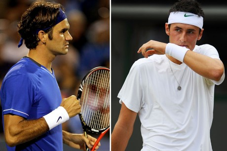 Томич поиска мач с Федерер на US Open