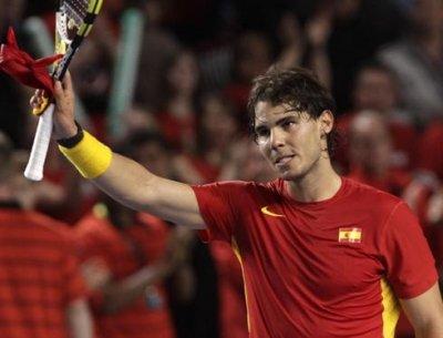 Рафаел Надал открива двубоите за Davis Cup