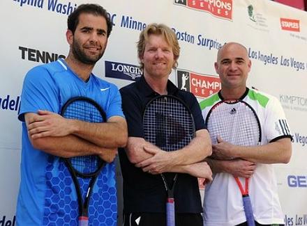 Легендите в тениса започват участие в Champions Series