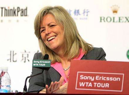 Жените са съгласни да играят 5 сета, разкри шефът на WTA