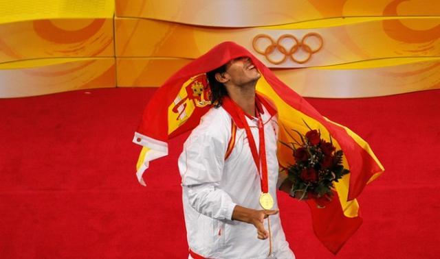 Надал е кралят на спорта в Испания