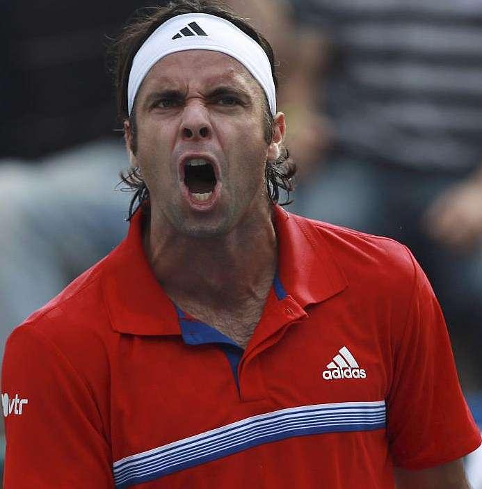 Гонзо приключи с тениса за годината