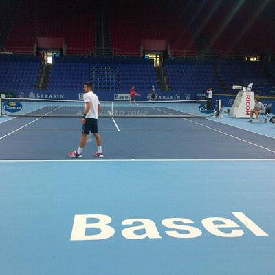 Джокович тренира и с Томич в Базел