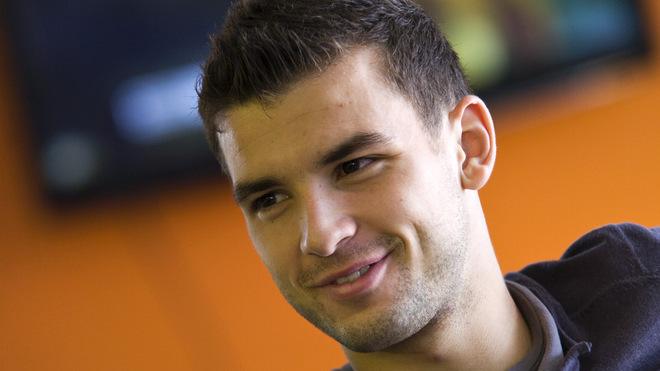 Григор Димитров: Не постигнах целта за 2011-а, баща ми отново е основен фактор