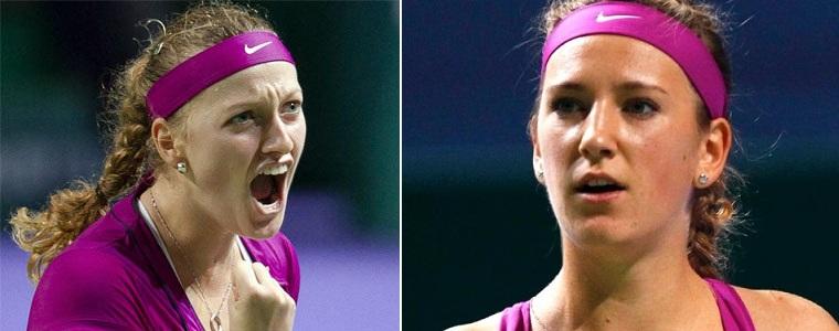 Квитова и Азаренка - бъдещето на женския тенис