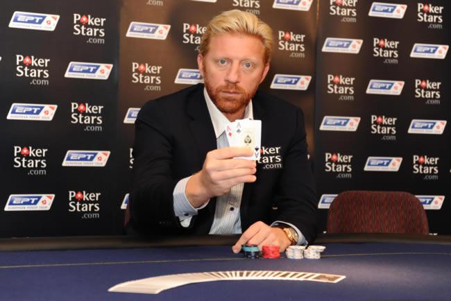 Бекер: Федерер би станал идеален покер играч
