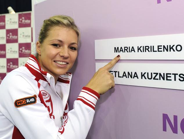 Резервата Кириленко първа влиза във финалния двубой