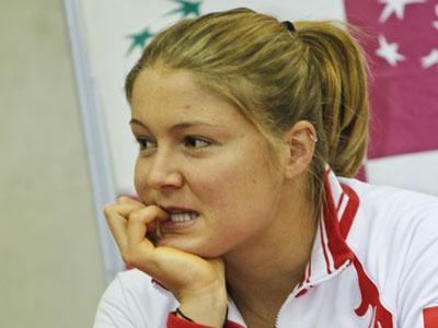 Сафина шокирана, мислят я за българка