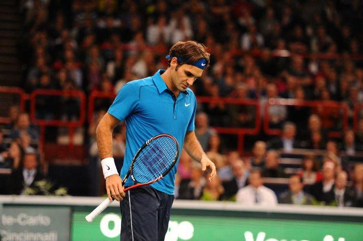 ВИДЕО: Федерер зарадва феновете си за 800-ен път
