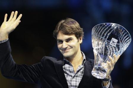 Роджър Федерер за девети път е №1 според феновете