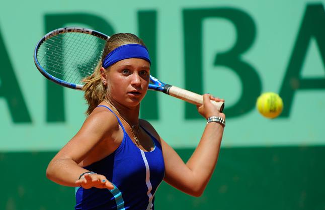Най-добрата млада тенисистка сменя Русия с Белгия