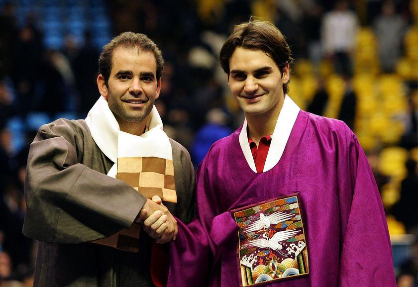 Сампрас: В оптимална форма, Федерер е №1