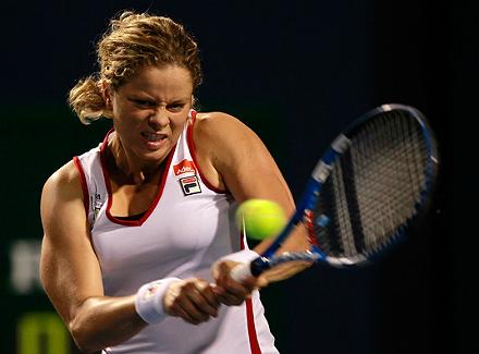 Ким Клайстерс иска да защити титлата от Australian Open