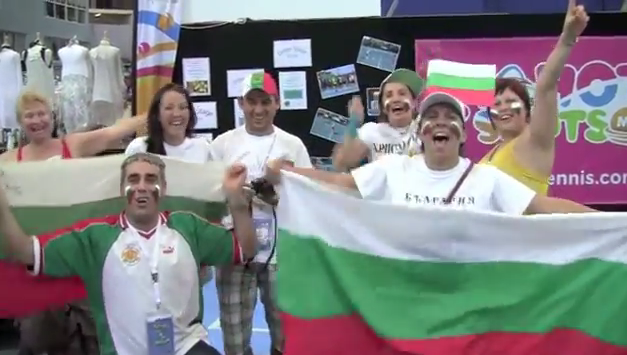 ВИДЕО: Горещата българска агитка в Пърт