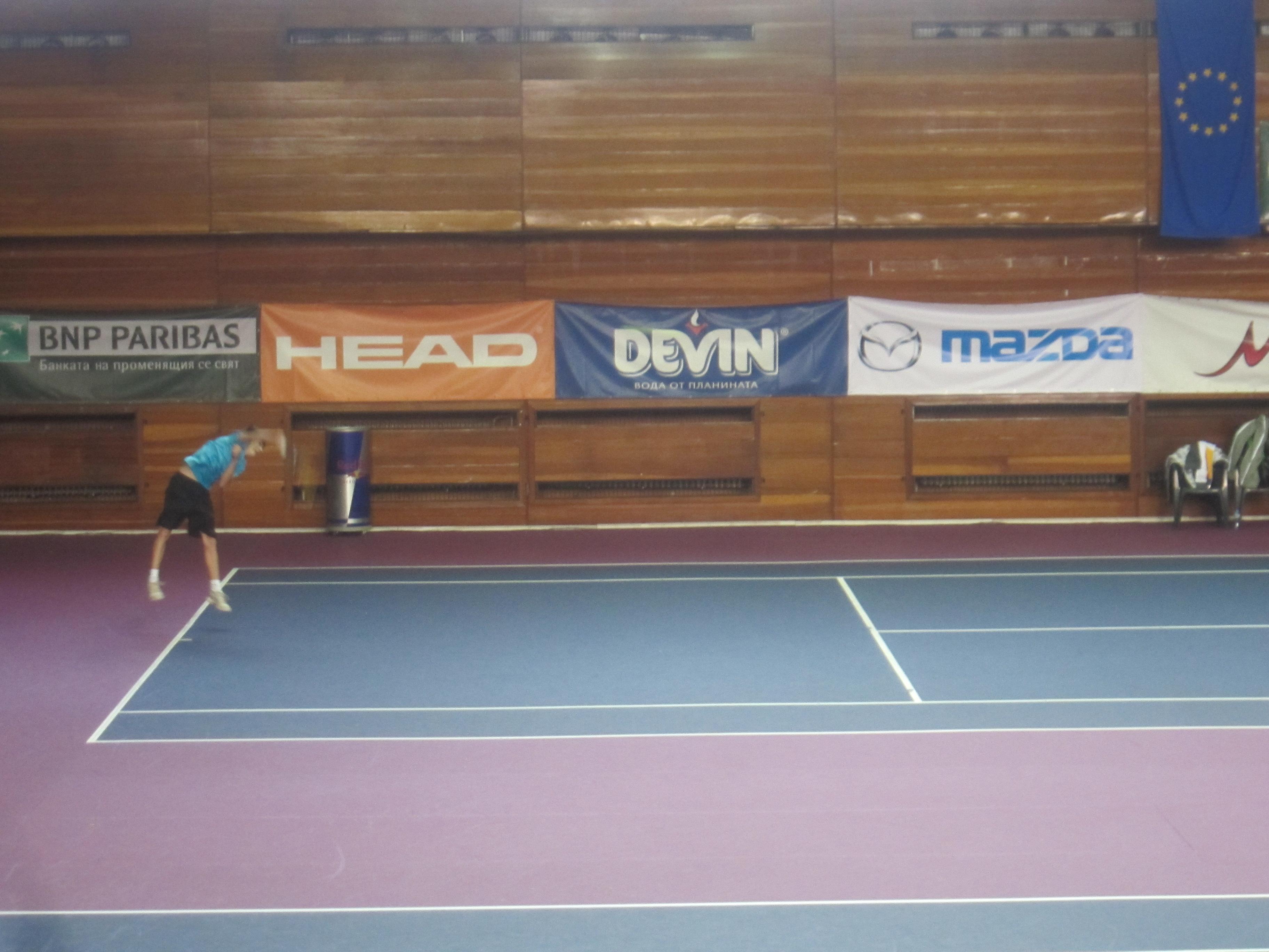 Лещански - Донев и Михайлов - Алауи в полуфиналите на държавното първенство