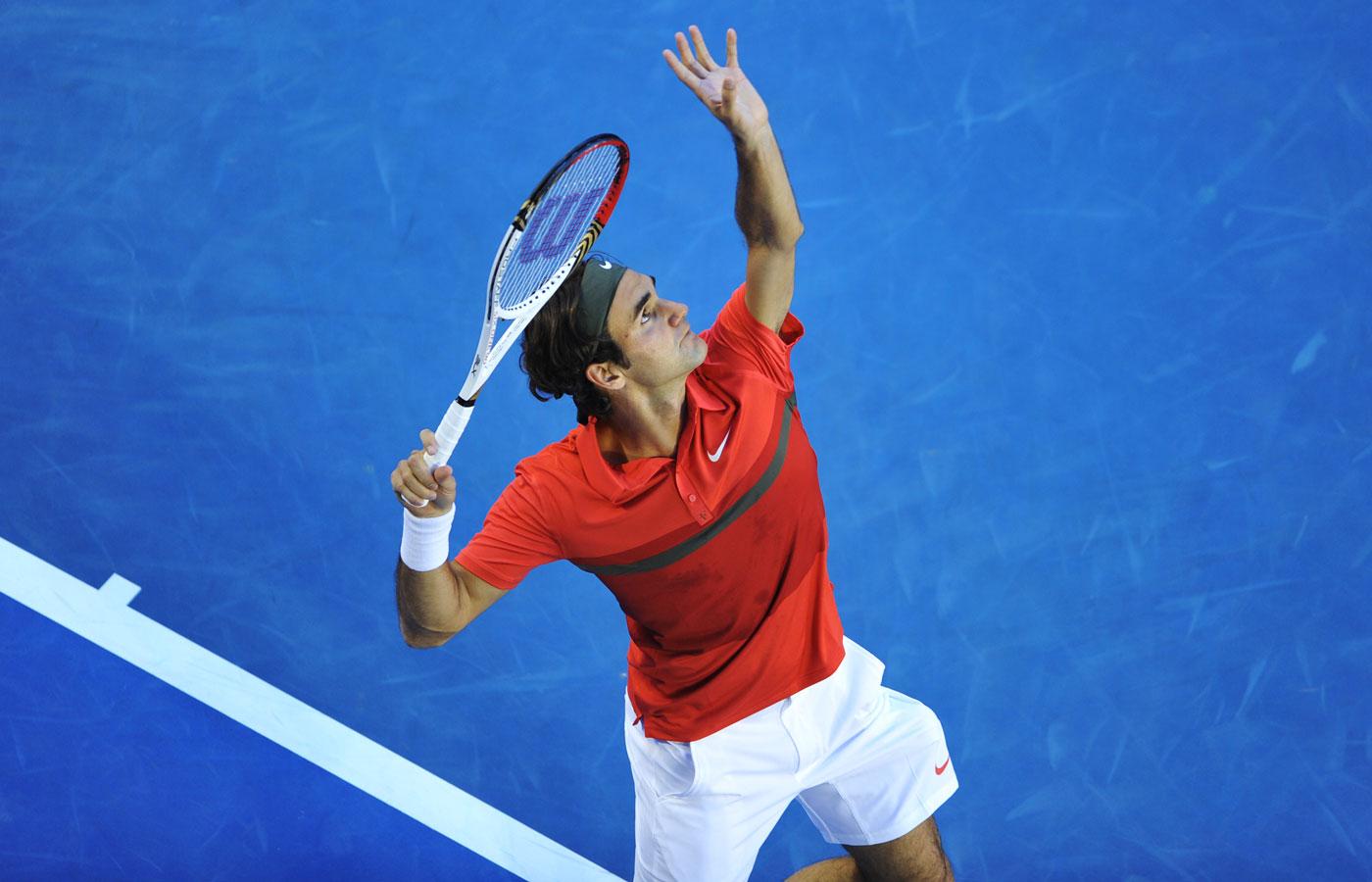 Федерер в трети кръг без игра, разкриха Фиш и в Мелбърн
