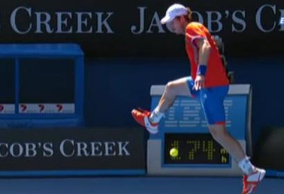 ВИДЕО: Най-забавните моменти от Australian Open 2012