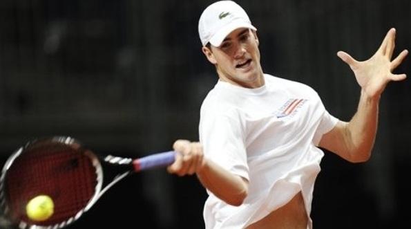 Джон Иснър сензационно победи Федерер на клей в Швейцария