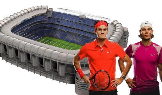 Историческо: Надал и Федерер играят пред 85 000