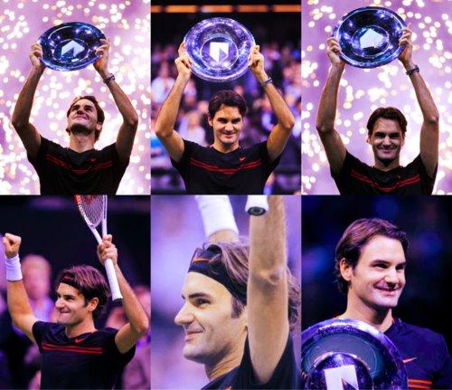 12 години поред: Роджър Федерер с поне една титла