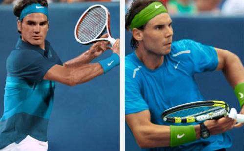 Федерер и Надал ще бъдат в синьо в Индиан Уелс