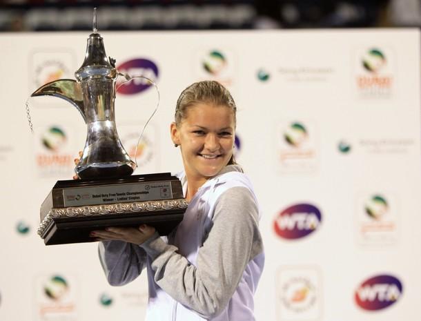 Агниешка Радванска взе титлата в Дубай, №2 e през 2012